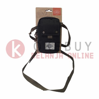 Tas Hp Eiger 910003998 Vessel Sling Handphone Case 1989 Black