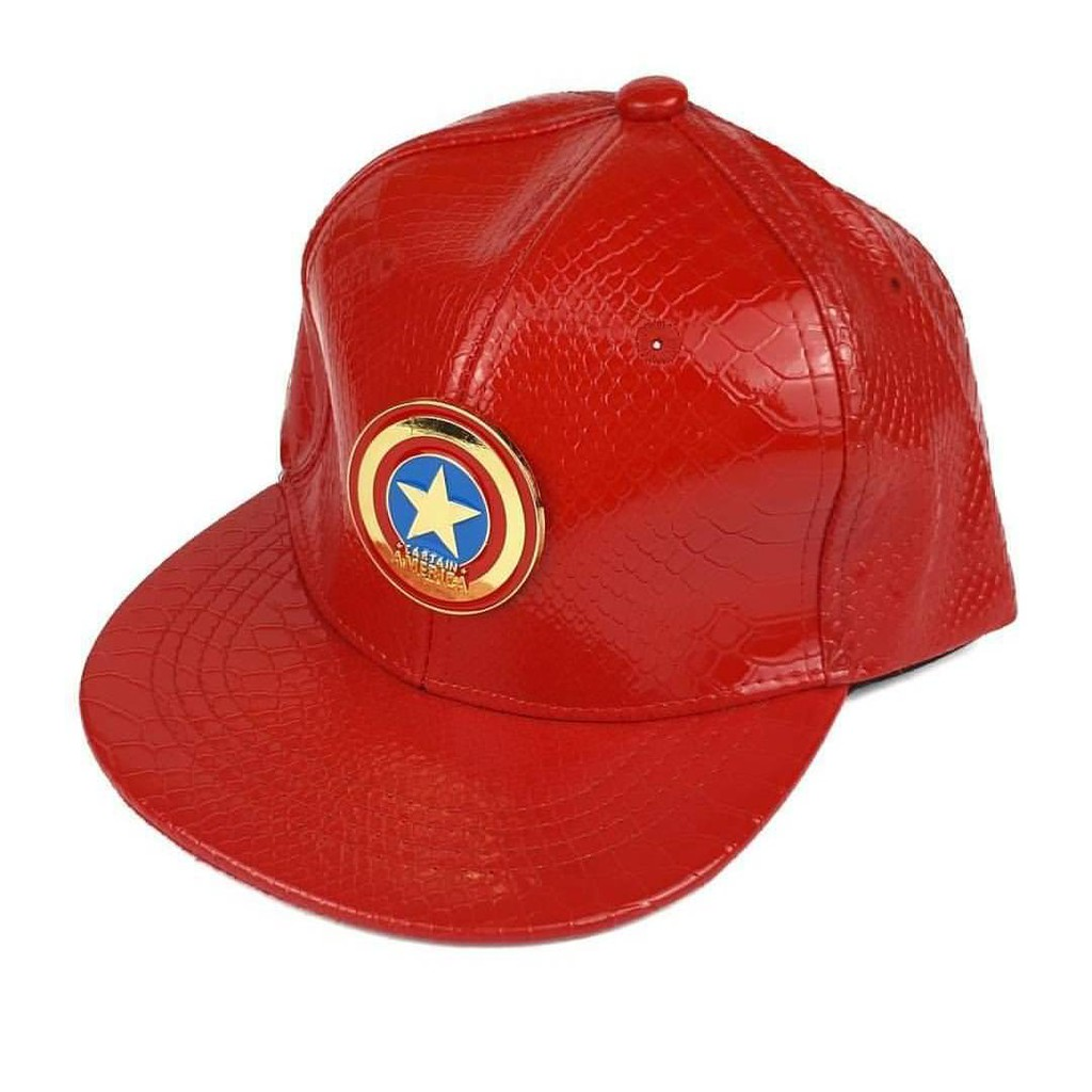 Snapback Baekhyun Exo Logo Shopee Indonesia Tendencies Caps Savage Red Merah