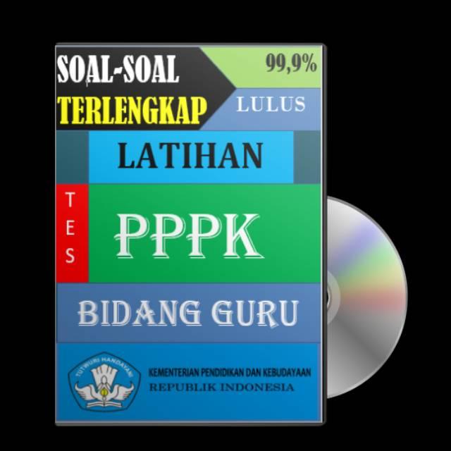 Soal Soal Latihan Pppk P3k 2019 Terlengkap Dan Terbaru Shopee Indonesia