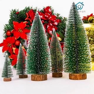 pohon natal mini untuk dekorasi meja | shopee indonesia