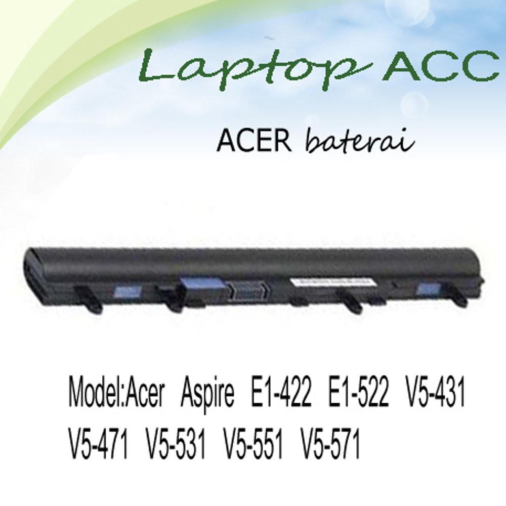 Baterai Battery Batre Laptop Original Acer E1-422 E1-522 V3-471g V5-471 V5-431 V5-551 V5-571 | Shopee Indonesia