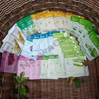Paket Reseller 1 kg 35 pcs Masker Rorec Bioaqua Random thumbnail