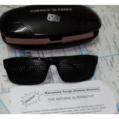 Kacamata Pinhole Terapi Tp 04  90207ae618