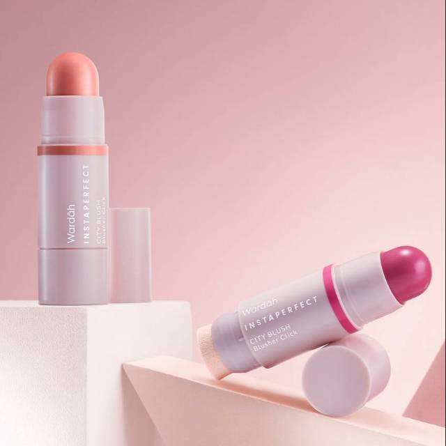 Image result for WARDAH INSTAPERFECT CITY BLUSH