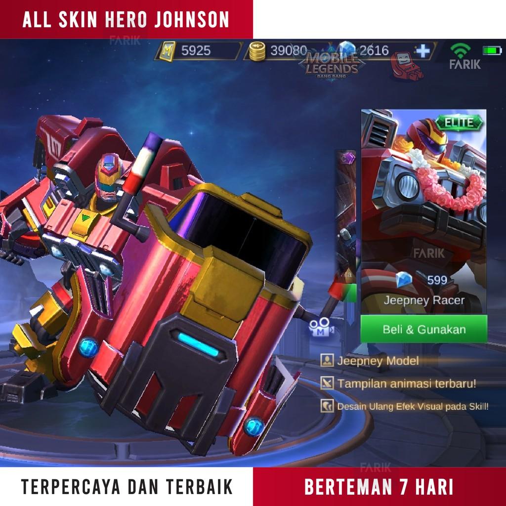 76+ Gambar Hero Ml Jonson Terbaik