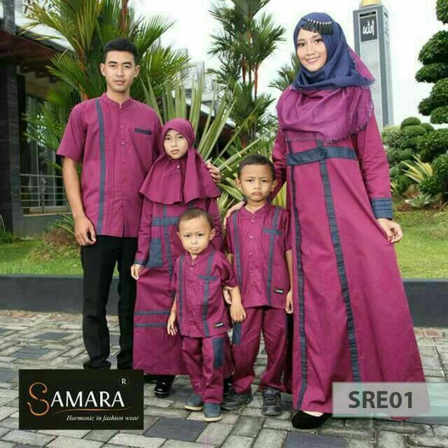 Baju Seragam Keluarga Nibras Sarimbit 40 Coklat Baju Couple Model Baju Sarimbit Ayah Ibu Anak | Shopee Indonesia