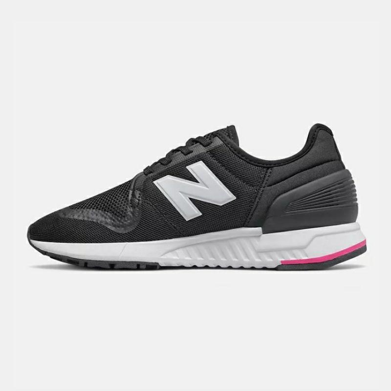 New Balance 247 S Black White Pink Original