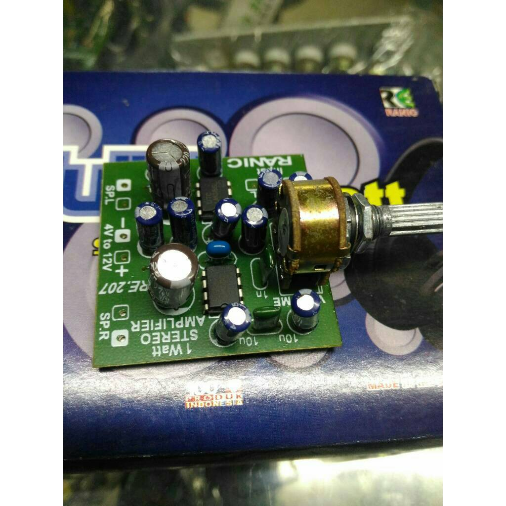 Kit Power Amplifier Lm3886 Stereo Shopee Indonesia Indonesias Legendary Diy 150w Ocl