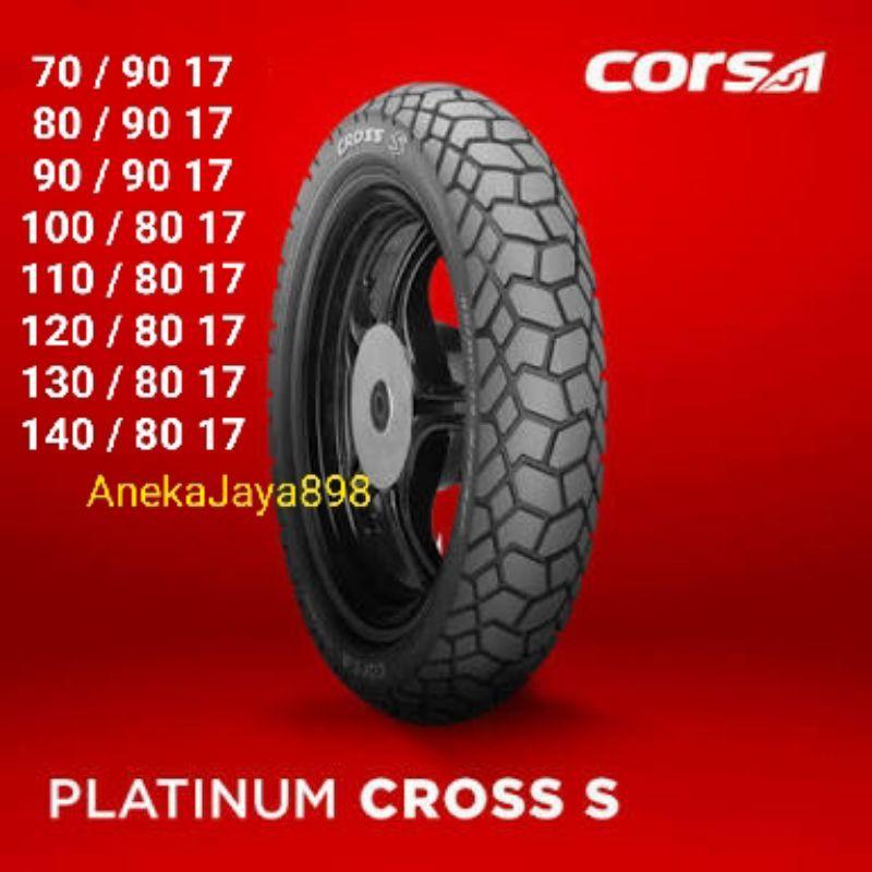 Ban Corsa Cross S 70 80 90 17 Tubeless