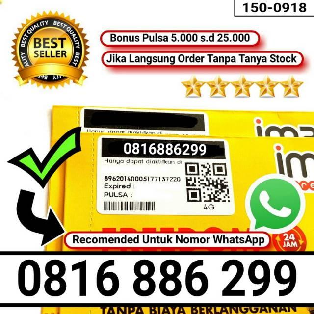 promo murah indosat 10 digit nomor cantik im3 nomer kartu perdana dijual jual limited edition |