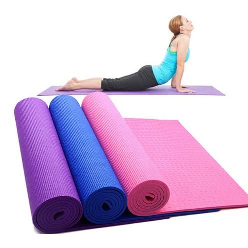 Matras Yoga Kettler / Matras Yoga Kettler Original 5MM - 6MM ABU ABU | Shopee Indonesia