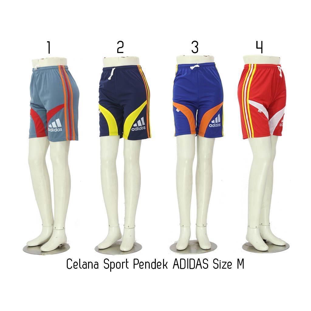 Celana Pendek Adidas M Shopee Indonesia Olahraga Kolor