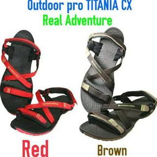 Harga kejutan Grosir Sendal Gunung Wanita Titania Outdoor Pro Trip Hiking  Travel .... price checker - only Rp201.243 94ae8b2d68