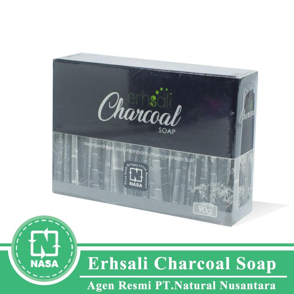 ERSHALI Anti Acne Soap NASA Mengatasi Jerawat Membandel Sabun Jerawat | Shopee Indonesia