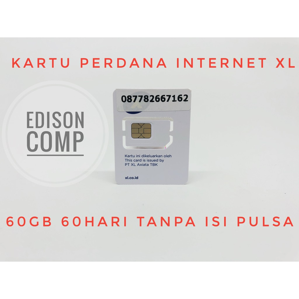 Asli Produk Perdana Mifi 4g Xl Go Huawei E5577 E5573 60gb 60hari Kartu Axiata Tanpa Isi Pulsa Shopee Indonesia