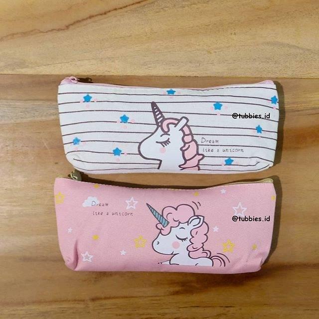 Kotak Pensil Unicorn Gantungan Shopee Indonesia