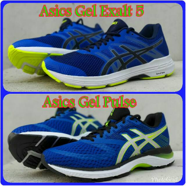 (PREMIUM)SEPATU VOLLY BALL ASICS GEL PURSUE ASICS GEL KAYANO 23 ASICS GEL  ROCKET PROFESIONAL TRAINER  53c0c14dab