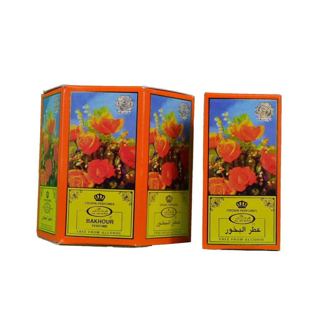 Original Arab Parfum Al Rehab Roll On 6ml 6 Ml Minyak Wangi Alrehab Zahrat Hawai 6pcs Raehan Silver Sultan Lovely Soft Shopee Indonesia