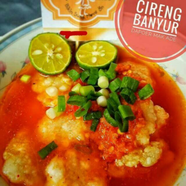 Cireng Banyur Dapoer Mak Ade Shopee Indonesia