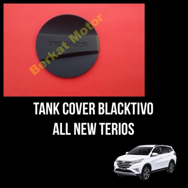 JSL Tank Cover Tutup Tangki Bensin All New Terios 2018 Model Cadilac   Shopee Indonesia