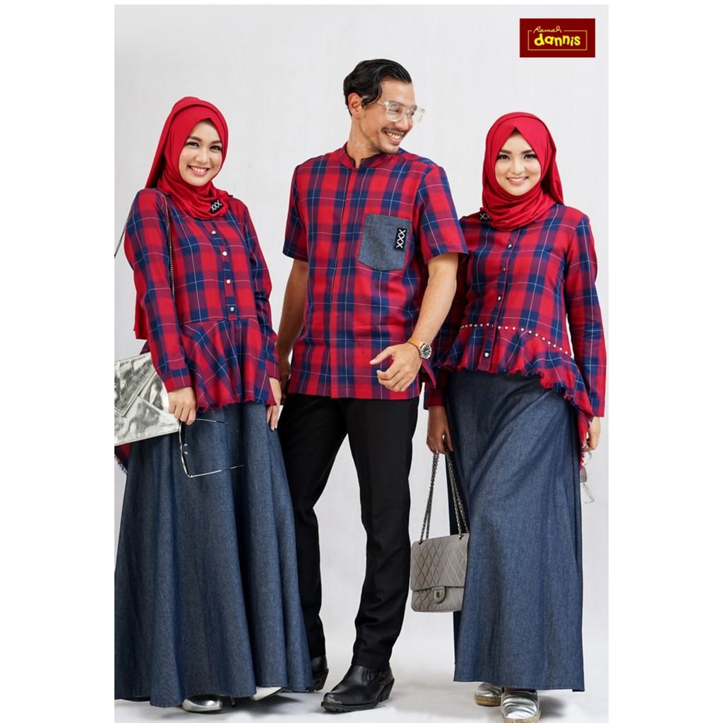 Harga Jual Baju Muslim Dannis Keluarga