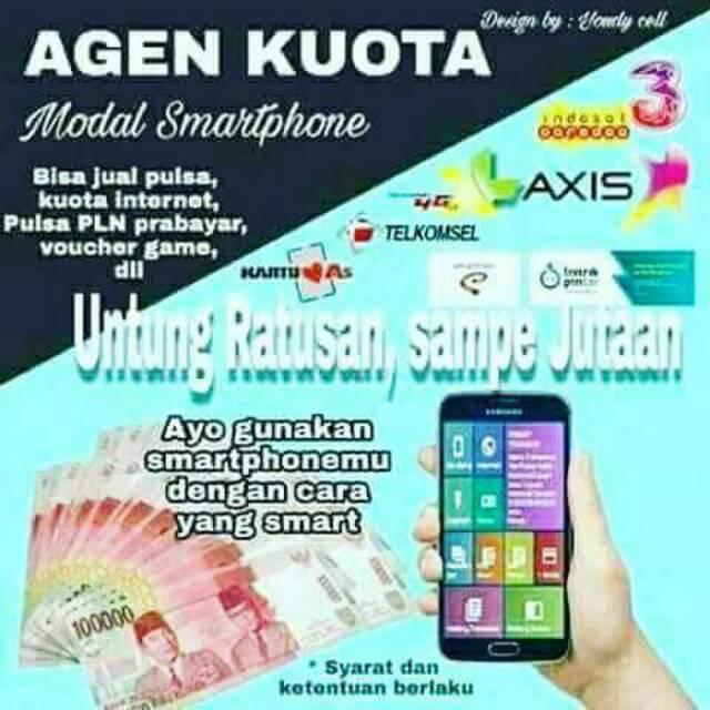 Agen Kuota N Pulsa Shopee Indonesia
