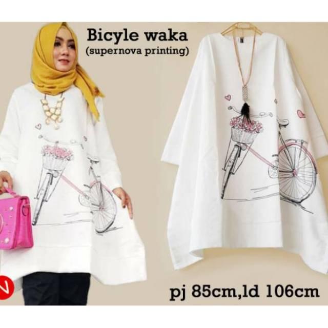 Bicycle Waka XL Blouse Jumbo 3ef32c44bd