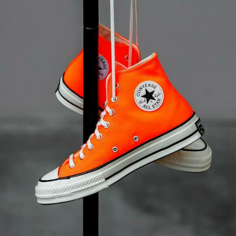 Converse Chuck 70S Hi Seasonal Orange (167700C)