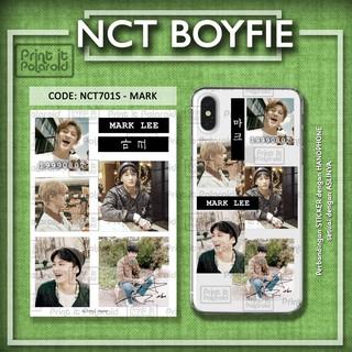 Stiker Nct Boyfie Foto Casing Hp Tablet Laptop Buku Diy Tumblr Photo Sticker Nama Kpop Aesthetic Shopee Indonesia