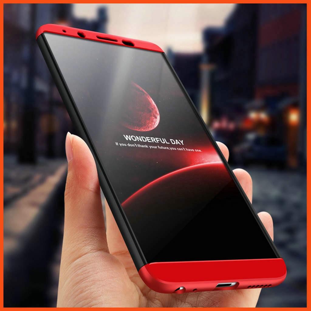 ✨Samsung Galaxy J6 (2018) 360 Full Pelindung Plastik Hard Casing Samsung J6 2018 Case Covers | Shopee Indonesia