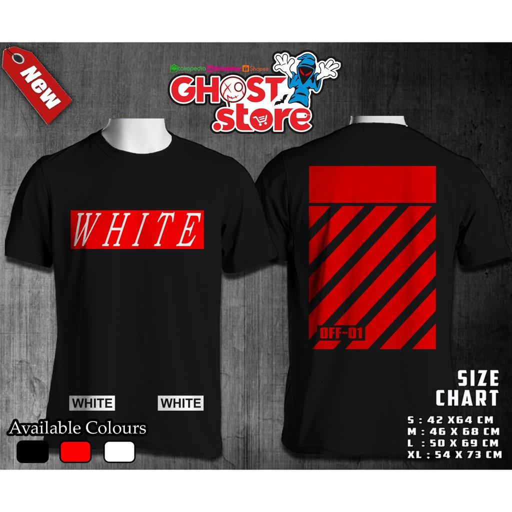 be7ada769c2c Kaos - Tshirt Off White New 023839