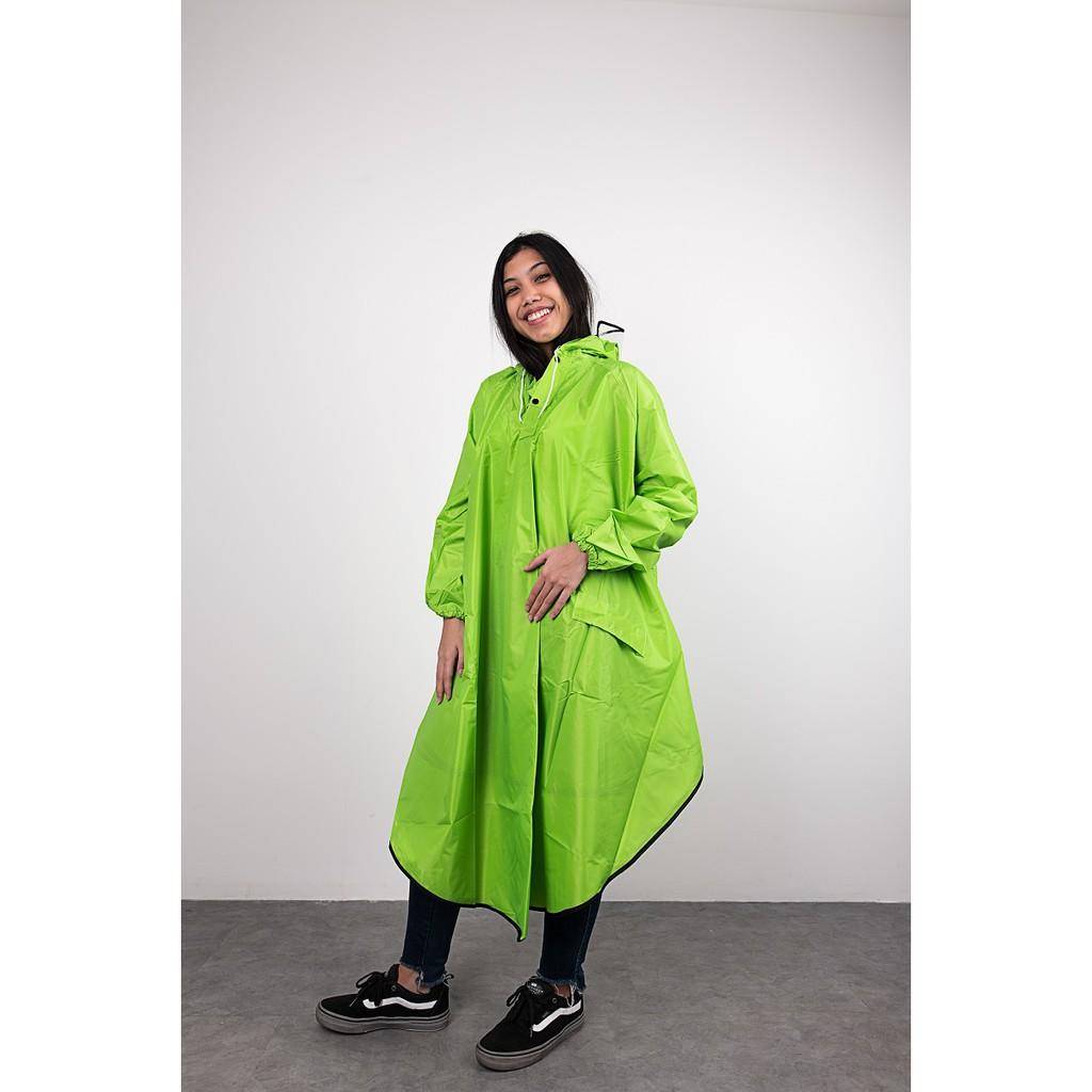Jas Hujan Jaket Celana Tiger 68208 Shopee Indonesia Poncho Ekslusif 68214 Head Rain Coat Motor Biru