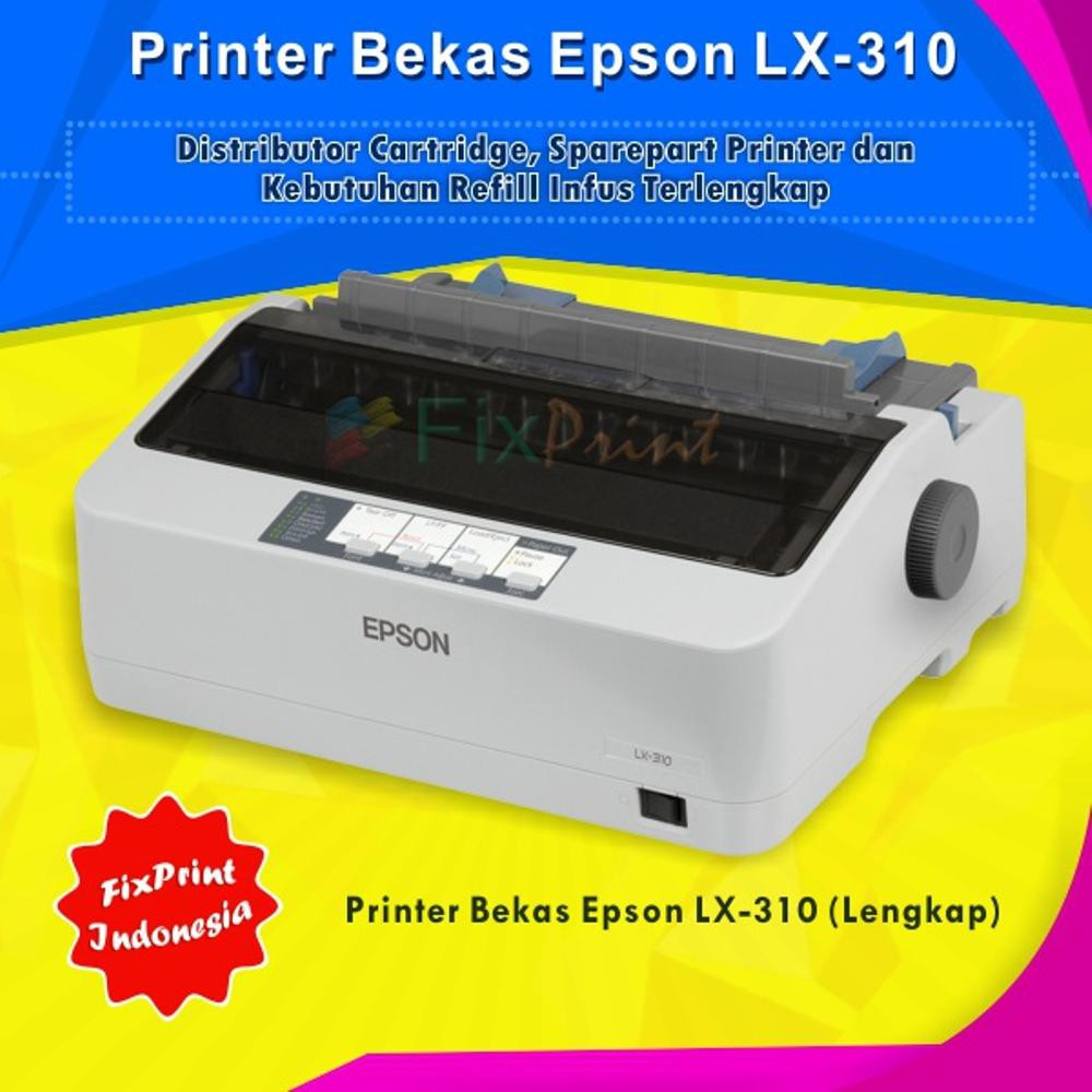 Obral Murah Printer Bekas Epson Lq 2090 Lq2090 Dot Matrix Print Head Plq 20 Seken Kondisi 90 Original Box Shopee Indonesia