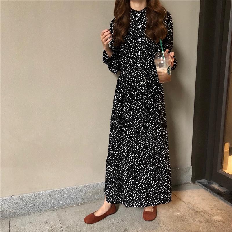 Lkq123 Id Korean Dress New Productswoman Dress Korean