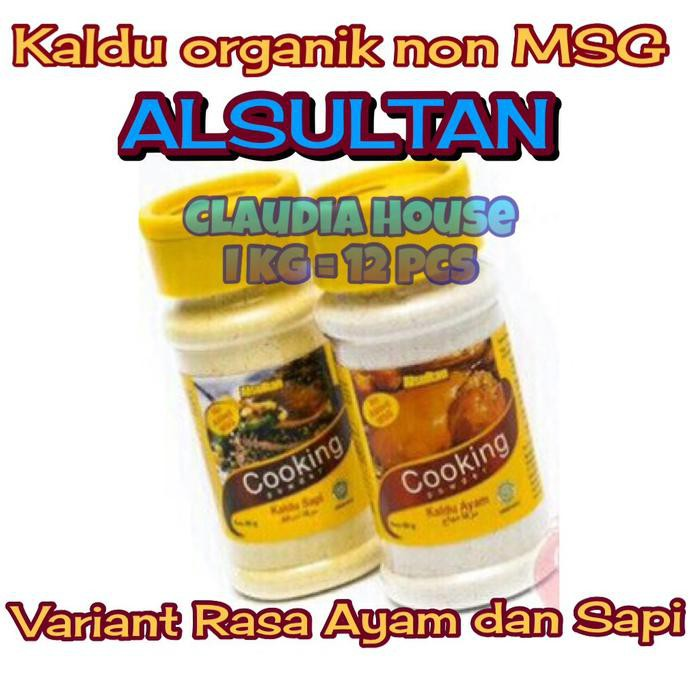 JUAL KALDU AYAM ALSULTAN NON MSG, KALDU SEHAT - GROSIR   Shopee Indonesia