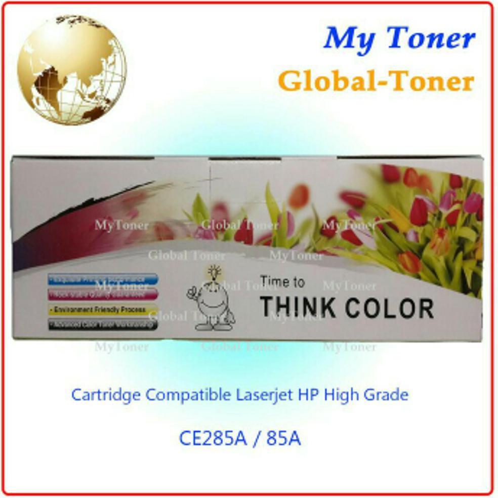 Toner Cartridge Compatible Hp Ce285a Laserjet 85a P1102 Murah High 35a Cb435a P1002 P1003 P1004 P1005 P1006 P1009 Grade A Shopee Indonesia