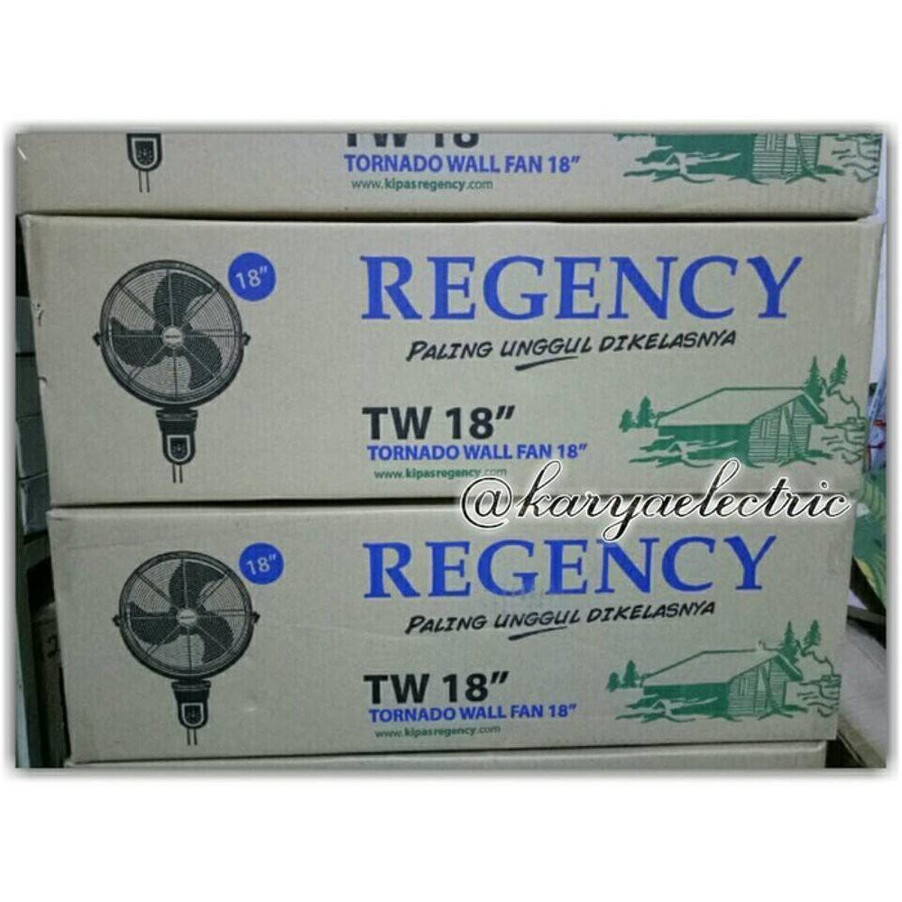 Dijual Wallfan Tornado Regency TW 18 Kipas Angin Dinding Murah   Shopee Indonesia