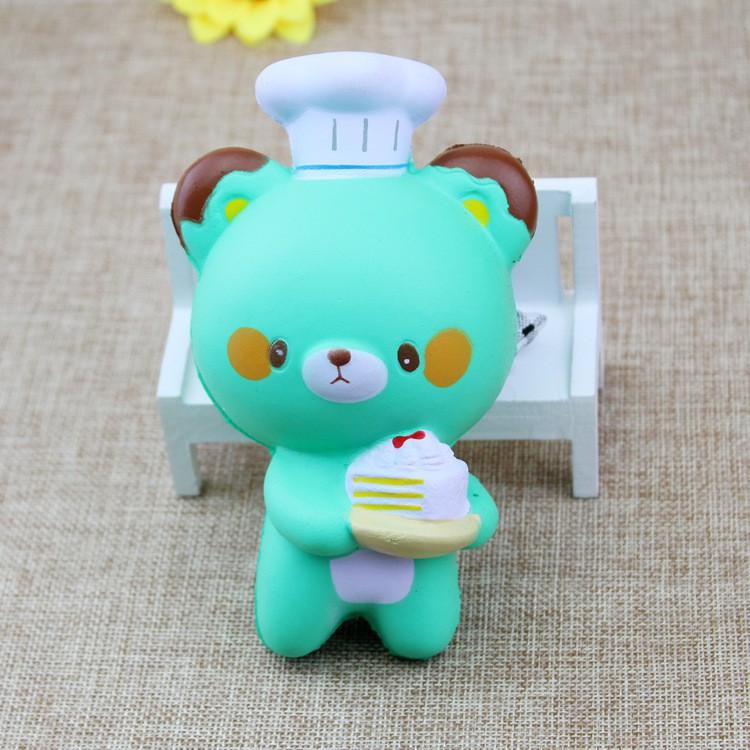 Mainan Squishy Bentuk Buah Persik Ukuran Jumbo 10CM untuk Anak | Shopee Indonesia