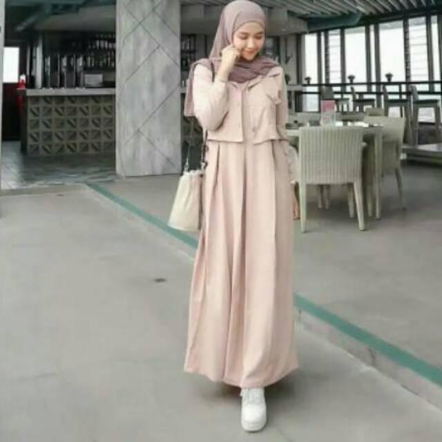 Harga Muslim Gamis Terbaik April 2021 Shopee Indonesia