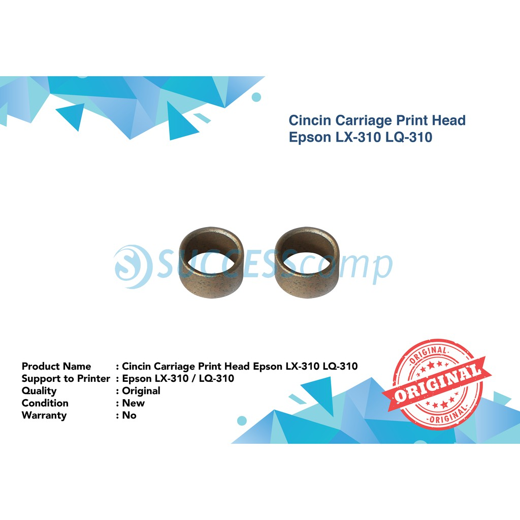 Original New Carriage Unit Epson Lx 310 Shopee Indonesia Printer