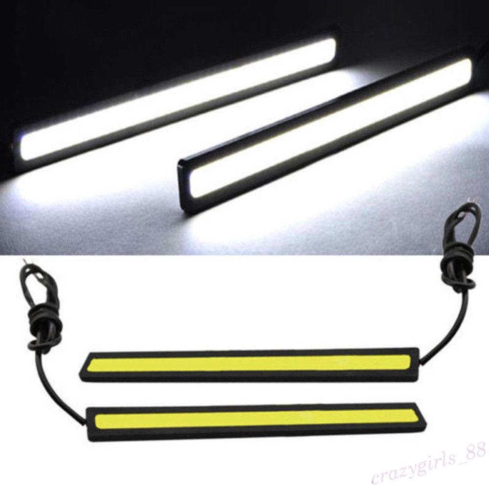 COB 12V LED Daytime Running Light DRL Fog Car Truck Driving Dome Interior Light