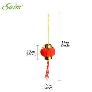 gantungan hiasan imlek lampion kecil mini chinese lantern