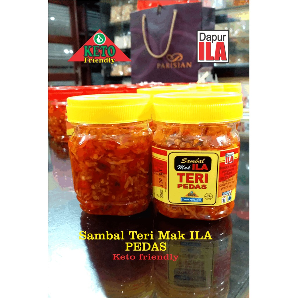 Sambal Bawang Teri Medan Shopee Indonesia Little Dragon 2 Botol