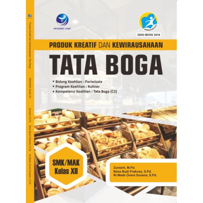 Produk Kreatif Dan Kewirausahaan Tata Boga Kelas Xii Shopee Indonesia