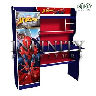 Meja Belajar Karakter Spiderman Sd 22311 Spd
