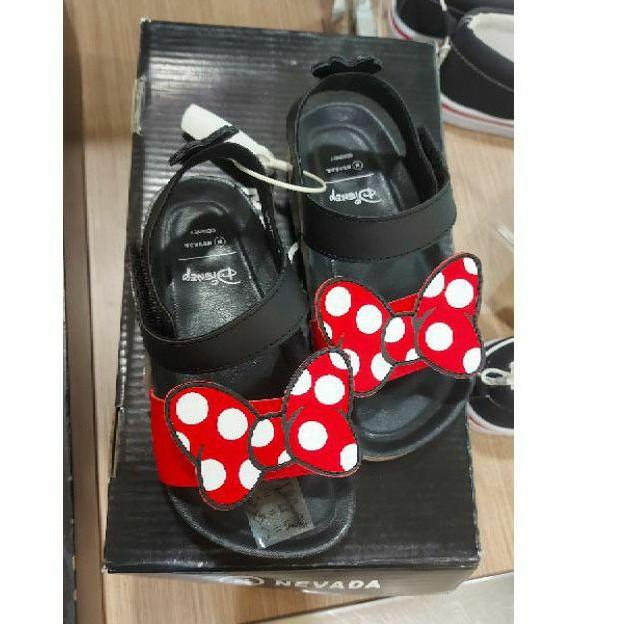 sandal anak nevada disney size 26