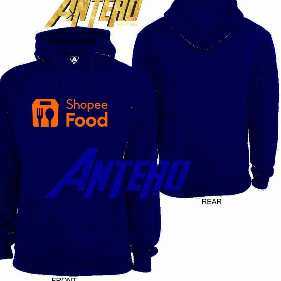 [COD] Jaket sweater jumper hoodie  food