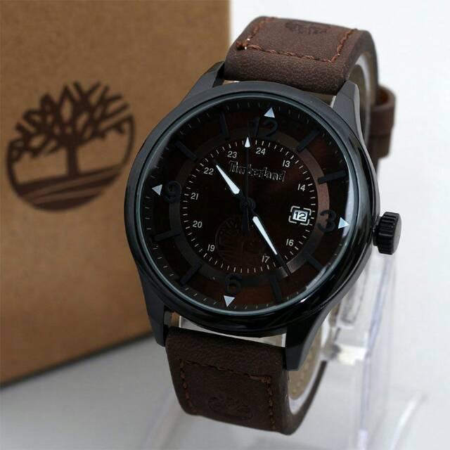 Jam Tangan Timberland Pria / Jam Tangan Fashion Pria