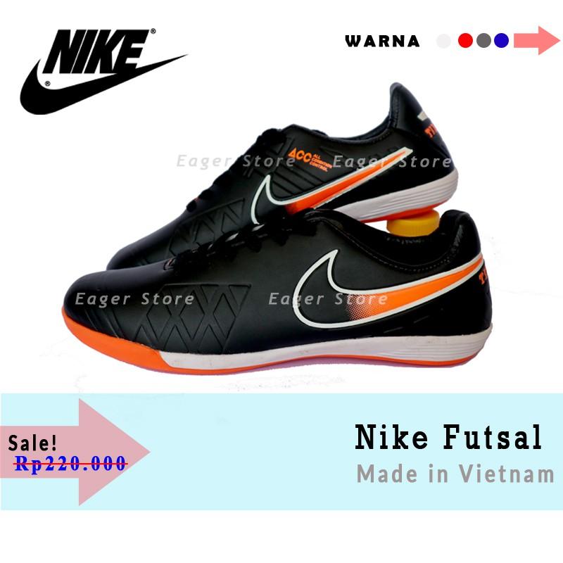 Sepatu Futsal Nike Tiempo futsal Nike grade ori Vietnam termurah ... db0d747224