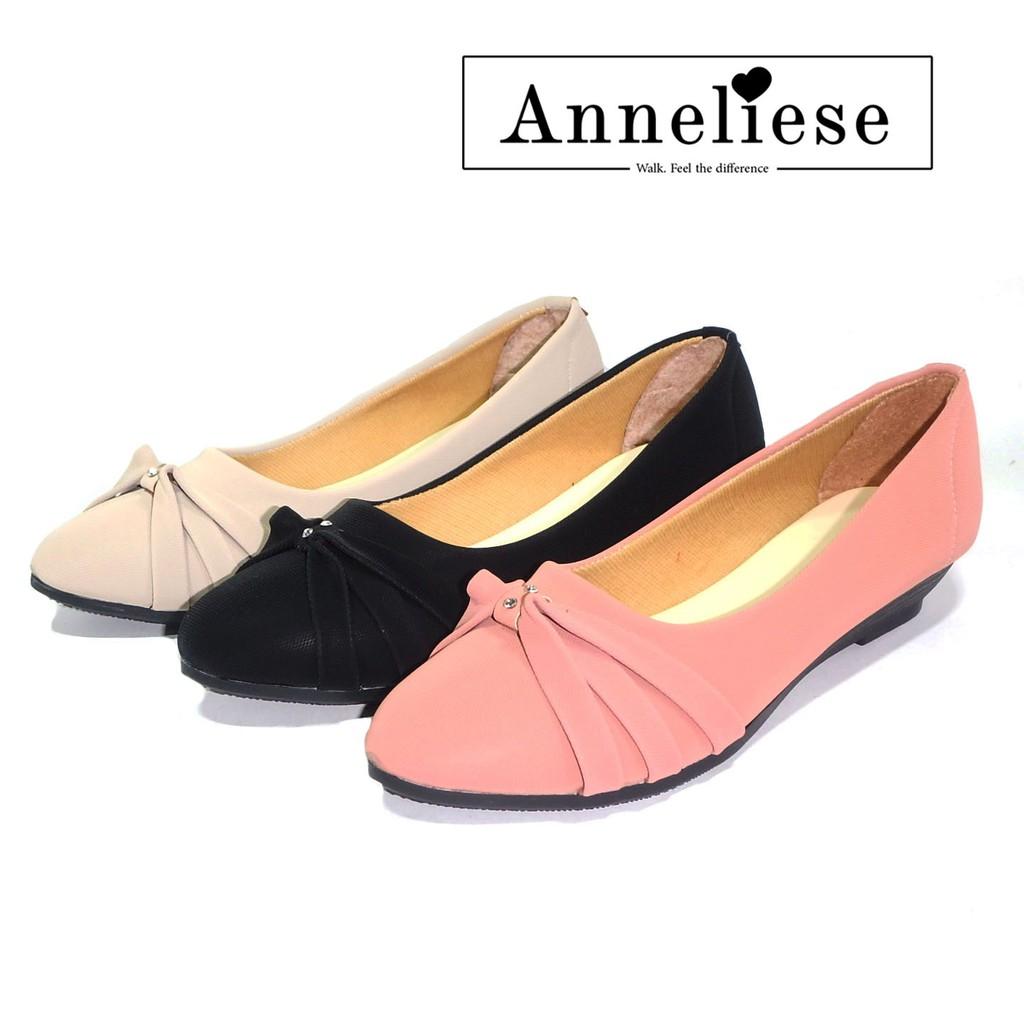 Anneliese sepatu balet flat shoes wanita kinanti  263c8bbfc0